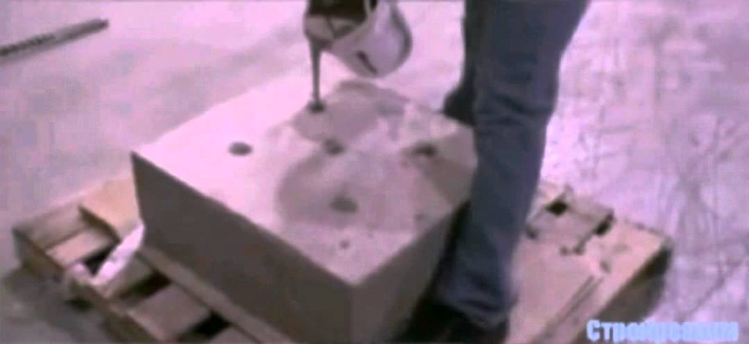 Резонансное разрушение бетона топпинг упрочнитель для бетона купить в