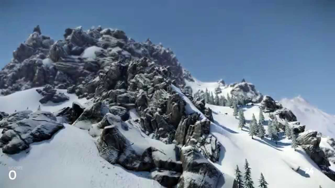 SNOW features improved animations with CRYENGINE 3.6 update