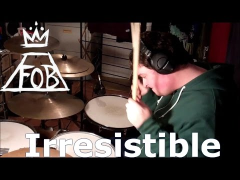 Fall Out Boy - Irresistible ∣ Brett B. (Drum Cover)