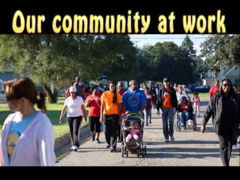 Douglass Community Thank You