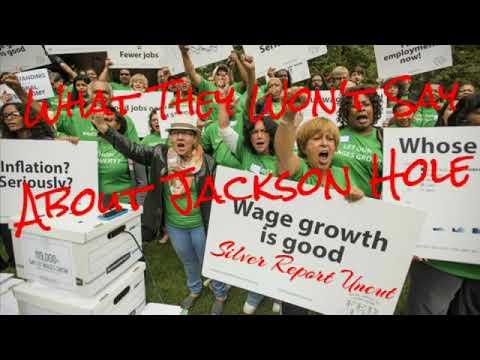 Janet Yellen attends Jackson Hole Economic Symposium