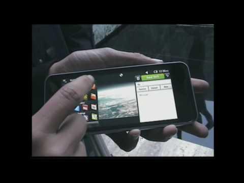 LG GW990 - Обзор некоторых функций