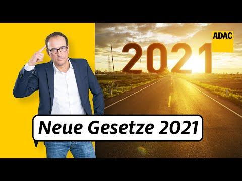 Bußgelder, Benzinkosten, TÜV & Co: Das ändert sich 2021 für Euch! | ADAC | Recht? Logisch!
