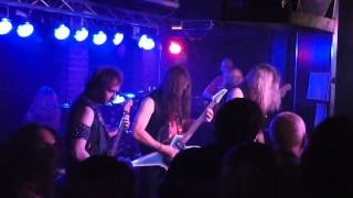 Antichrist (Sweden)- Militia Of Death live in Berlin Blackland 23-05-2015