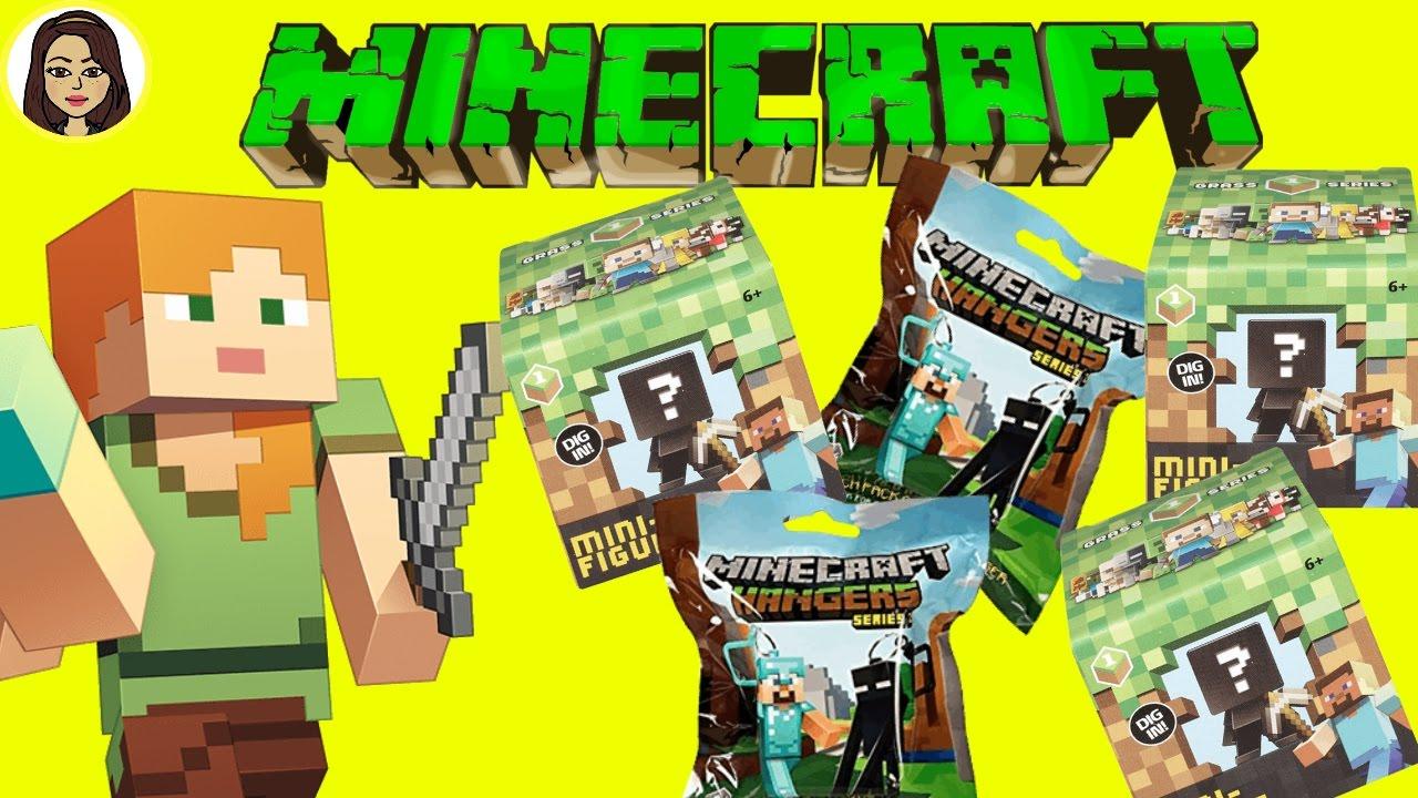 En Sopresas Juguetes Con Español De Youtube Minecraft Cajas xerCWodB