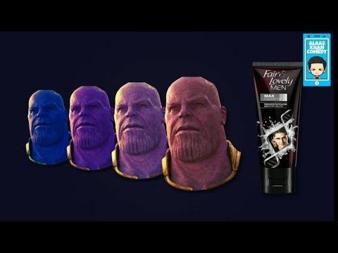 Thanos And Fair & Lovelyfunny Videoalaas Khan Comedy