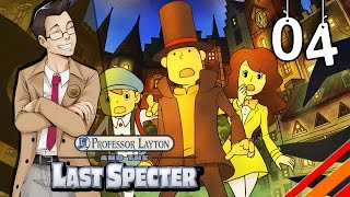 """Professor Layton and the Last Specter   """"Great Ely Hotel""""   Part 4"""