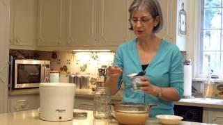 Cooking With Martha: Lactose-Free Yogurt