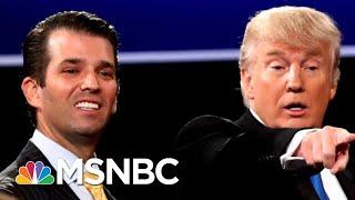 New Details On Donald Trump Jr.'s Meeti...