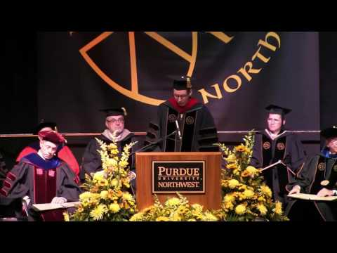 PNW Spring 2017 Commencement Friday May 5 Hammond