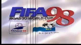 Fifa 98 Road to World Cup INTRO