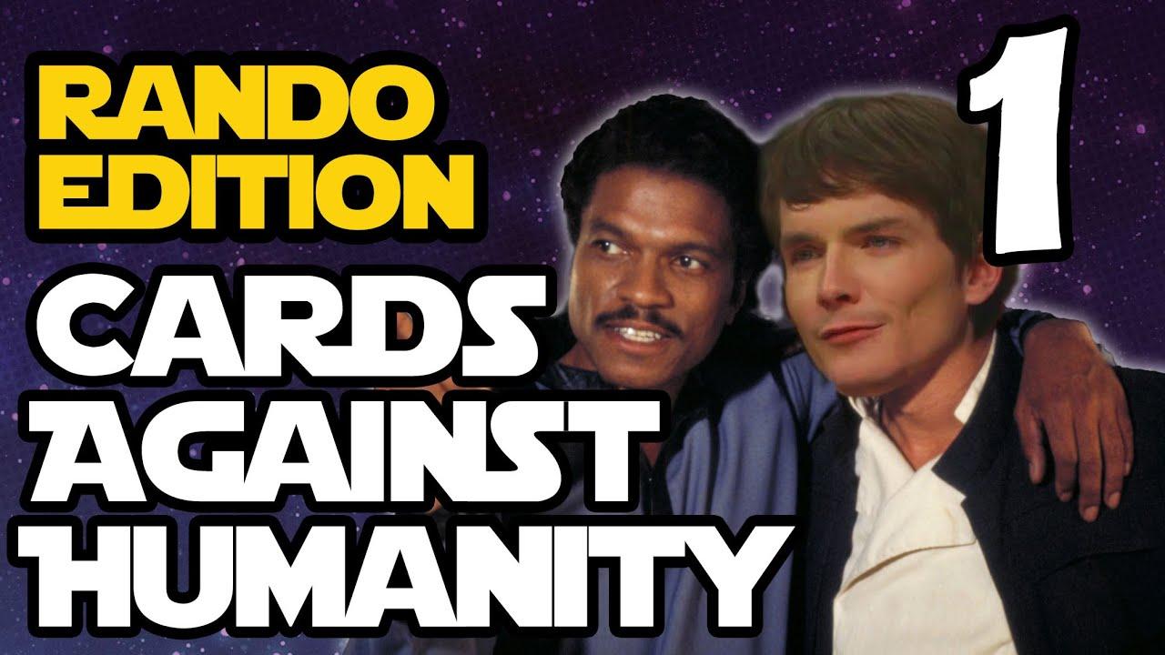 Cah Rando Edition Part 1 With Game Grumps Table Flip