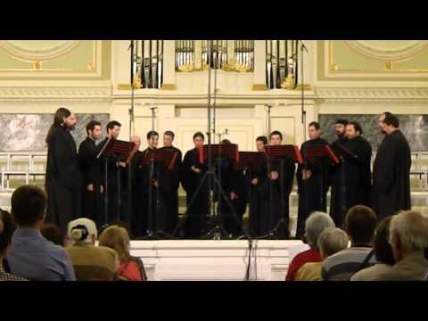 Harmosini live in St. Petersburg - 102 и 145 псалм