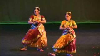 Bharatanatyam - Uma Suresh with daughter Priya Narthakii