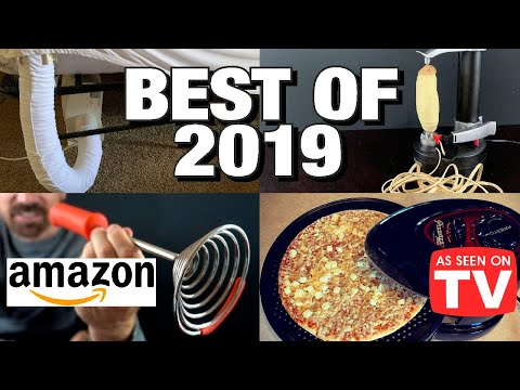 10 Best As Seen on TV & Amazon Products (and more) of 2019