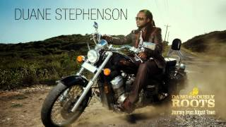 Duane Stephenson - Run For Your Life [Official Album Audio]