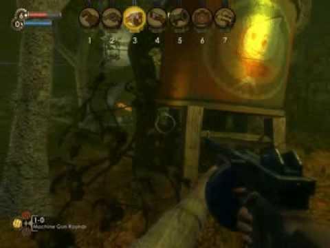 Acer Aspire 7720G BioShock Gameplay