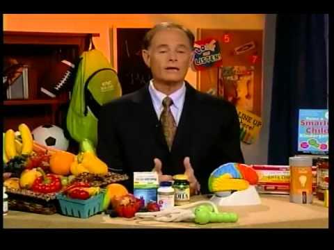 Child Brain Health - DHA Omega-3 - Dr. Perlmutter