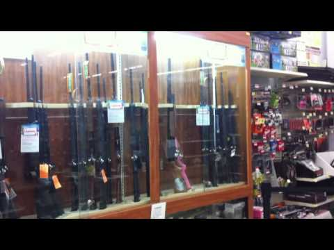 Guns At Walmart...I LOVE MY 'MERICA