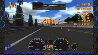 Gran Turismo 3 A-Spec - Super Speedway 150 Mile Endurance Race