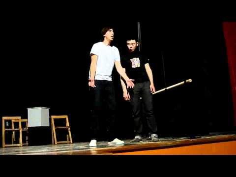 'La penúltima copa'. Daniel Yuan Xu Xiao y Miguel ...