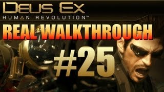 Lets take our newly augmented Adam out for a little test drive in the Following the Clues in Highland Park mission of Deus Ex Human Revolution This is part 25