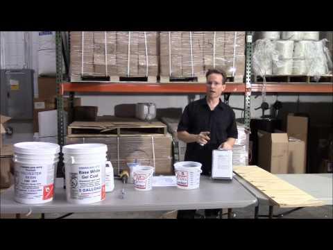 Polyester and epoxy resin -Basics