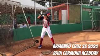 ARMANDO CRUZ SS 2020