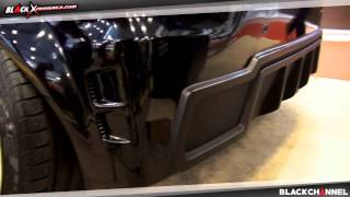 Datsun GO Panca Signal Kustom Diburu Tiga Builder Modifikasi