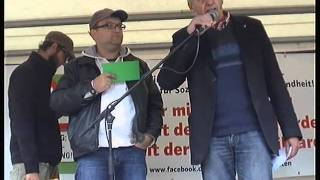 Krötenwanderung: Reinhart Sellner und Martina Petzl-Bastecky