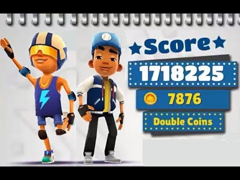 Subway Surfers RiO VS Venice iPad Gameplay for Children HD #185