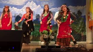 PRA LHOSAR Atlanta clips 2016 organized by Bhutanese Gurung Society Of Georgia