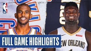 Gambar cover THUNDER at PELICANS | FULL GAME HIGHLIGHTS | February 13, 2020