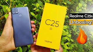 Realme C25s Official Unboxing and First Look Impressions