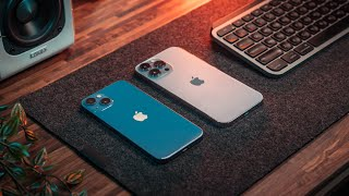 iPhone 13 & iPhone 13 Pro Max Review   250 hours of Use In France & Italy