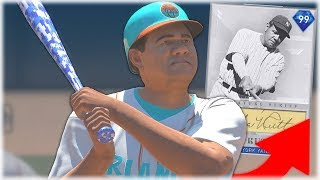 Signature Babe Ruth Is INSANE! Huge Extra Inning Home Run! MLB The Show 19 Diamond Dynasty Gameplay