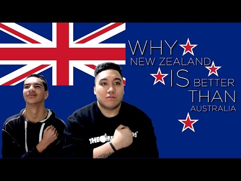 Why New Zealand Is Better Than Australia REACTION