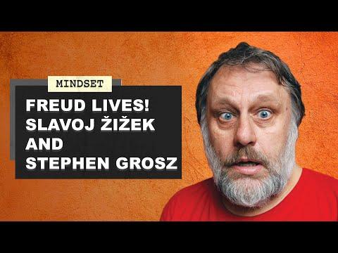 Freud Lives!   Slavoj Žižek and Stephen Grosz