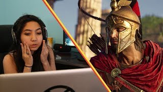 Assassin's Creed Odyssey Reveal Trailer Reaction || E3 2018 Xbox