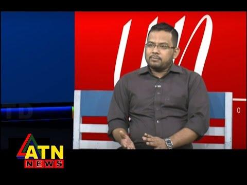 Faisal Mustafa at ATN News Young Nite Program Discussing on Fiverr Marketplace  and Entrepreneurship