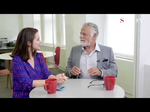 The most interesting man in the world, Jonathan Goldsmith, sits down with Salon Talks