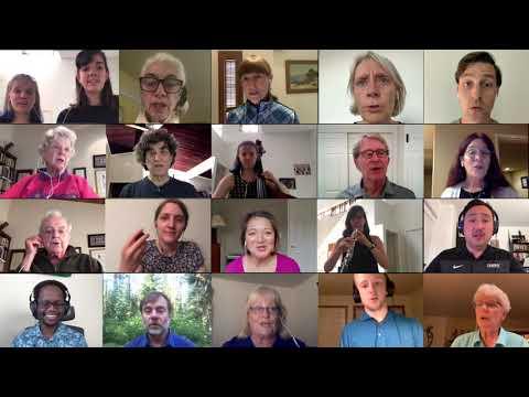 Healing Waters (Trevor Thomson) -- Virtual Choir