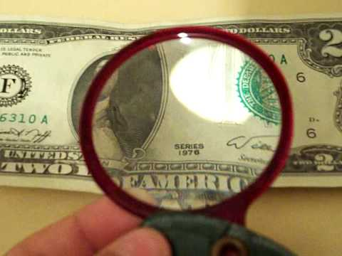 The 1976 2 Dollar Bill Is It Rare???? - YouTube