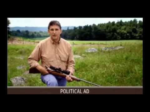Sen. Joe Manchin / NRA Ads