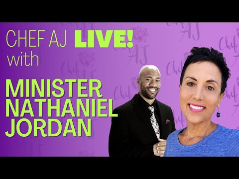 CAN GOING TO CHURCH MAKE YOU FAT? WITH NATHANIEL JORDAN THE MINISTER OF WELLNESS