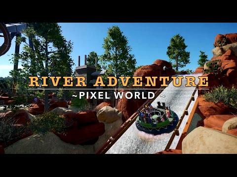 River Adventure - Planet Coaster [River Rapids]