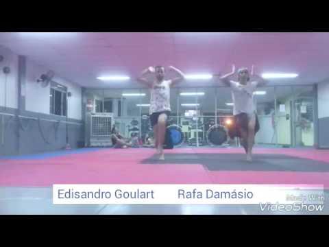 Sim ou não Anitta--Coreografia   Rafa Damásio e Edisandro Goulart