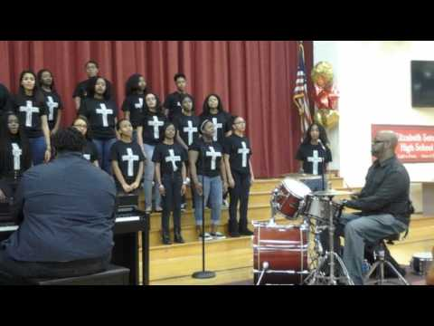 Worth by Anthony Brown - Elizabeth Seton High School Gospel Choir