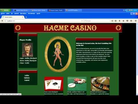 """Hackeando un casino online """"controladores en RUBY"""""""