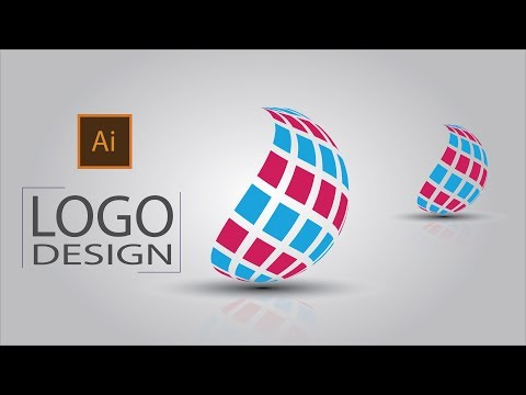 illustrator logo design :  Make a beautiful logo Design l Free Learn in Hindi